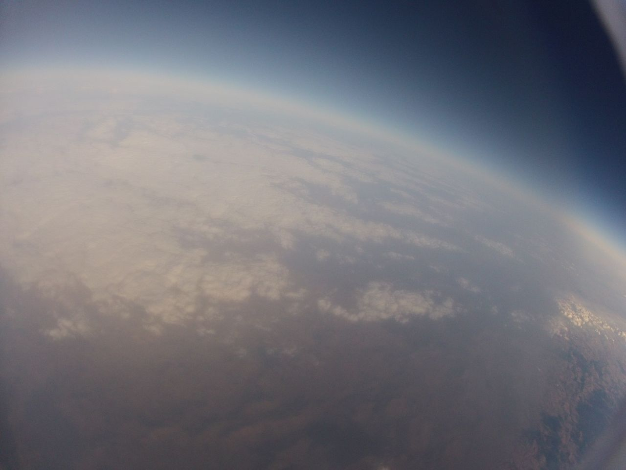 High Altitude Balloon Launch #1