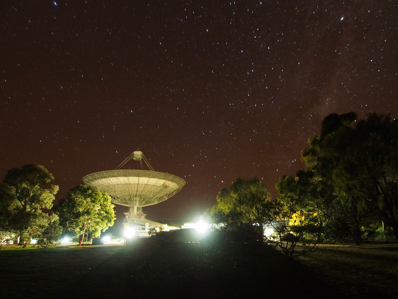 The Dish, Parkes NSW