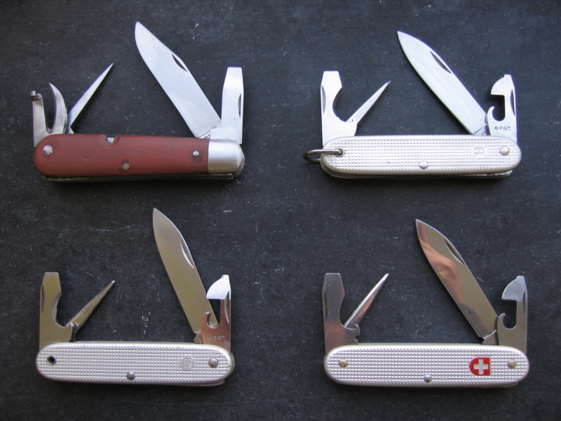 Victorinox Swiss Army Knife Soldier Set